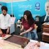 Eyüp Belediyesi Etnospor standına ilgi büyük!