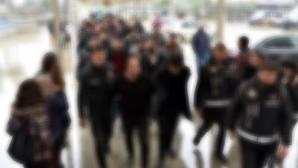 Trabzonda FETÖ operasyonu: 48 gözaltı