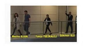 Mediha Olgun ve Gökmen Ulu tutuklandı,  Yonca Yücekaleli serbest