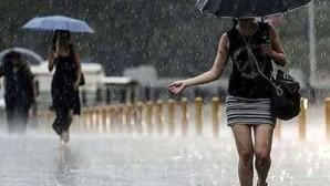 Uyarı geldi! Kuvvetli yağış