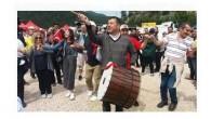 Adalet Yürüyüşü'nde yedinci gün