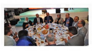 Bakan Müezzinoğlu, Sultangazi'de Hemşehrileriyle İftar Yaptı