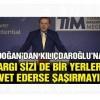 Erdoğan'dan CHP'nin yürüyüşüne tepki