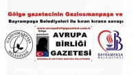 Gölge gazetecinin Gaziosmanpaşa ve Bayrampaşa Belediyeleri ile kıran kırana savaşı