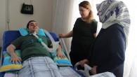 ALS hastası Sedat hayaline kavuştu!