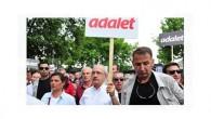 Adalet Yürüyüşü'nde CHP liderini Kılıçdaroğlu büyük bir provasyanla karşı karşıya gelecek