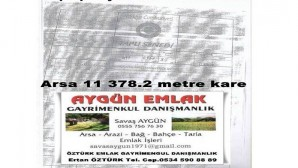 Topkapı Zeytinburnu da satılık imarlı arazi