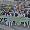 semerkand vakfı Gaziosmanpaşa şubesi iftar verdi
