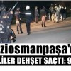 Gaziosmanpaşa'da Suriye'li terörü