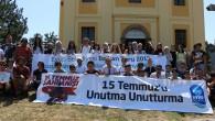 Eyüplü gençler Karlofça ve Novi Sad'ı gezdi