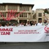 """Eyüplü vatandaşlar """"15 Temmuz Şehitleri"""" için pedal çevirdi"""