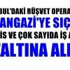 Sultangazi'de Rüşvet Operasyonu