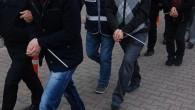 Uşak merkezli FETÖ operasyonuna 20 gözaltı