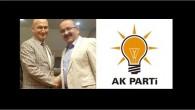 Gaziosmanpaşa AK Parti nin  iki güçlü adayı  mehmet ali hayta ve Şahin Pirdal'