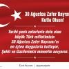 SULTANGAZİ BELEDİYESİ 30 AĞUSTOS ZAFER BAYRAMI