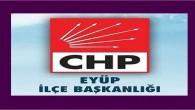 CHP EYÜP İLÇE MAHALLE KONGRE TARİHLERİ AÇIKLANDI