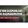 Pakistan'danTürkiye'ye tam destek
