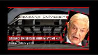 Sabancı Üniversitesinin Misyonu Ne ?