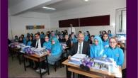 Sultangazi Belediyesi'nden Öğrencilere Ücretsiz Defter Yardımı