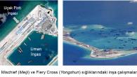 Güney Çin Denizi'nde ABD ve Çin'i Savaşın Eşiğine Getiren Suni Adalar Krizi