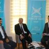 Başkan Aydın TÜGVA'lı gençlerin sorularını yanıtladı