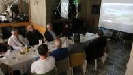 Başkan Aydın muhtarlarla ESTAM toplantısı yaptı