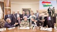 Barzani'yi yöneten Mossad ajanı