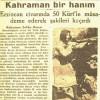 KAHRAMAN SIDIKA HANIM