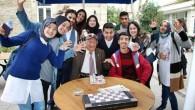 Simurg'un gençleri, Darülaceze'nin çınarlarını ziyaret etti