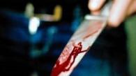Eşini dövmesine engel olmak isteyen iki oğlunu bıçakladı