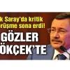 Melih Gökçek son kez Erdoğan'la görüştü!