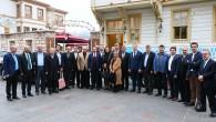 İBB Meclisinden ESTAM'a ziyaret