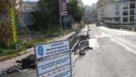 Girne Caddesinde 'Prestij Cadde' çalışmaları başladı