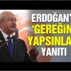 Kemal Kılıçdaroğlu'ndan Edirne'de önemli açıklamalar: Ben gereğini yapıyorum