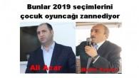 Ali Acar'mı kazanacak Murat Poyraz'mı kazanacak her ikisi de kaybedecek CHP de zarar görecek.