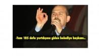 İlk Defa O Belediye Başkanını Açıkladı! Tam 185 Defa Yurtdışına Gidip..gelmiş