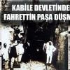 Kabile Devletinde Fahrettin Paşa düşmanlığı