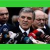 Abdullah Gül' ülkesi için  takiyye yapıyor.
