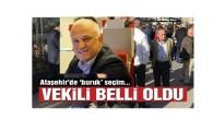 Ataşehir'de Başkan Vekili İlhami Yılmaz oldu