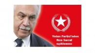 Kimsenin açıklayamadığı gerçek! Vatan Partisi'nden Rıza Sarraf açıklaması