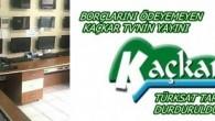 Kaçkar Tv Yayını Türksat borçları yüzünden durduruldu