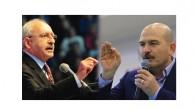 Soylu'dan Kılıçdaroğlu'na: İspat etmezsen boğazına ne takacağız göreceksin!