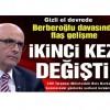 Berberoğlu davasının mahkeme heyetinde ikinci değişiklik
