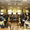 İBB Başkanı Mevlüt Uysal'dan Ziyaret