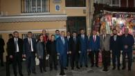 Vali Vasip Şahin'e ESTAM sunumu yapıldı