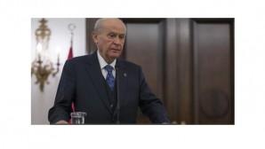 Bahçeli: Ya Afrin yıkılsın ya da teröristler yakılsın