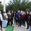 Remzi Aydın, Antalya'daki Kış Kampını ziyaret etti