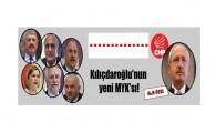 Kılıçdaroğlu'nun yeni MYK'sı!