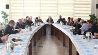 Başkan Altunay Gazetecilerle Biraraya Geldi