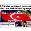 2018 Türkiye ye hayırlı gelmeyecek
